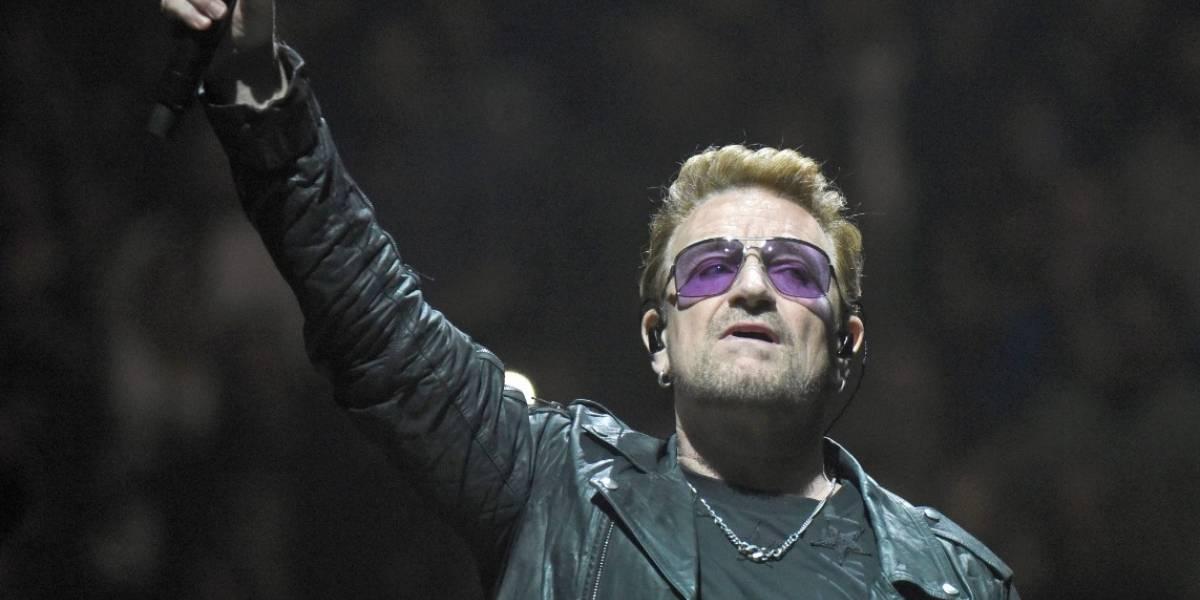 U2 será homenajeada en los premios europeos de MTV 2017