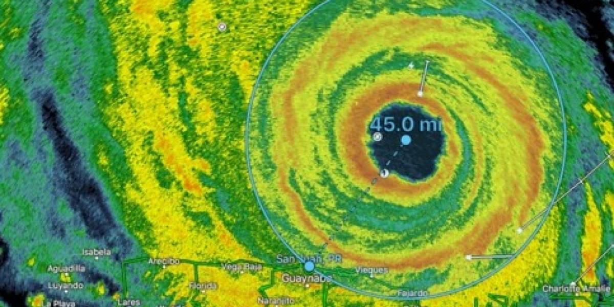 Irma destruyó 90% de Isla de Barbuda