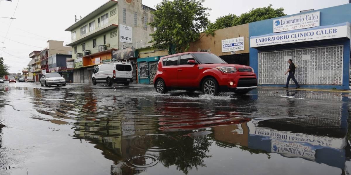 Video: Así registraron el paso de Irma cerca de San Juan