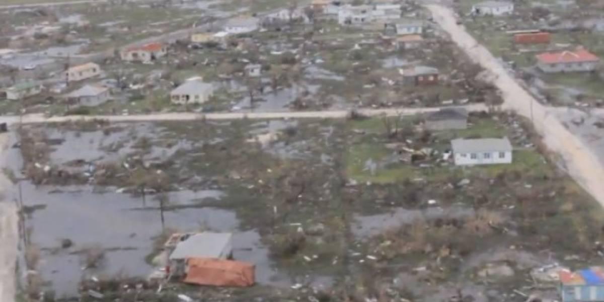 Huracán Irma arrasó  90% de isla del Caribe y se eleva cifra de muertos