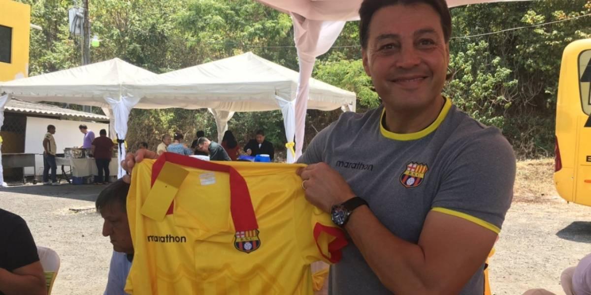 Barcelona SC lanza nueva camiseta