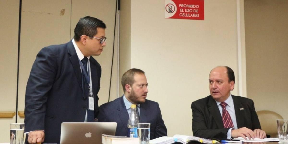 Juez ratificó orden de prisión preventiva contra Pedro D.