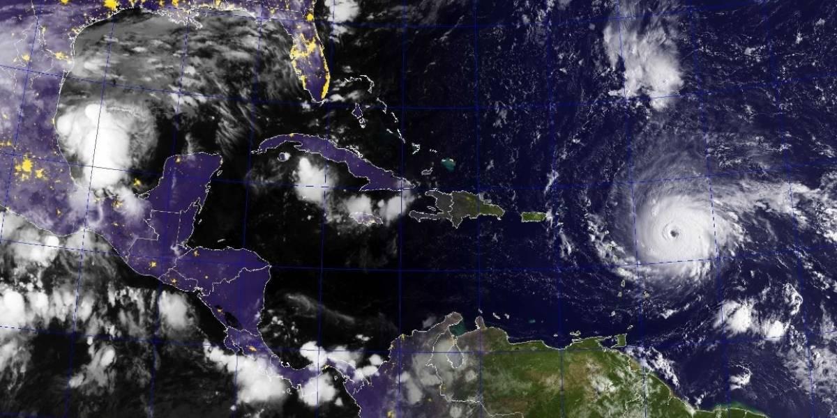 El poderoso huracán Irma se siente en República Dominicana