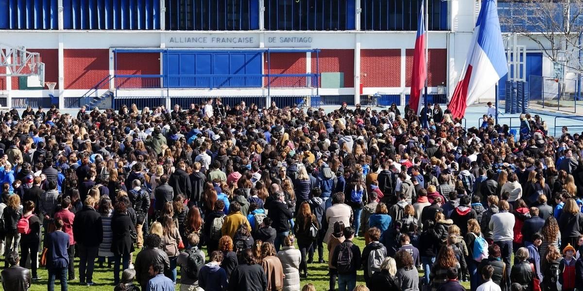 Alumno de la Alianza Francesa se suicidó días después de ser sorprendido con marihuana dentro del establecimiento