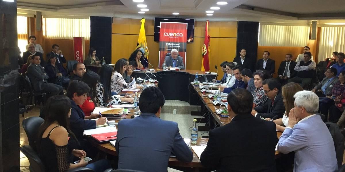 Alza de pasajes de bus urbano en Cuenca se aprobó