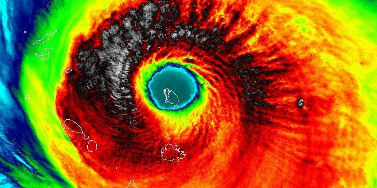 Huracán Irma podría haber arrasado isla de Barbuda completamente