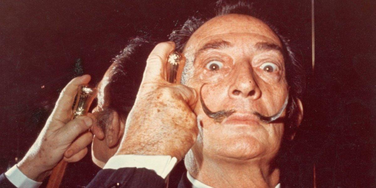 Profanan los restos de Salvador Dalí en vano no era padre de Pilar Abel
