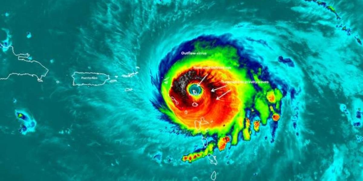 """Huracán """"Irma"""" aumenta su intensidad y amenaza Cuba y Florida"""