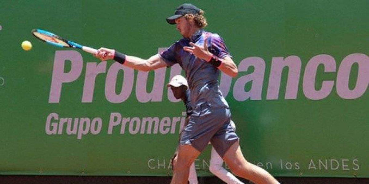 Nicolás Jarry tendrá que esperar para entrar al top 100 de la ATP