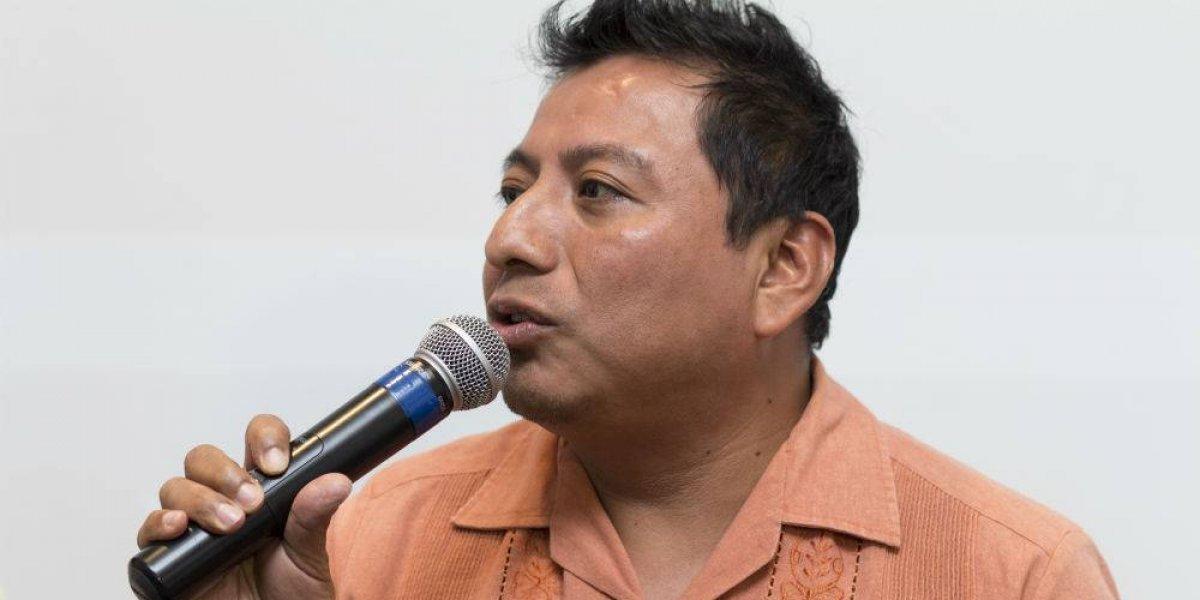 Allanan casa del periodista nahua Mardonio Carballo