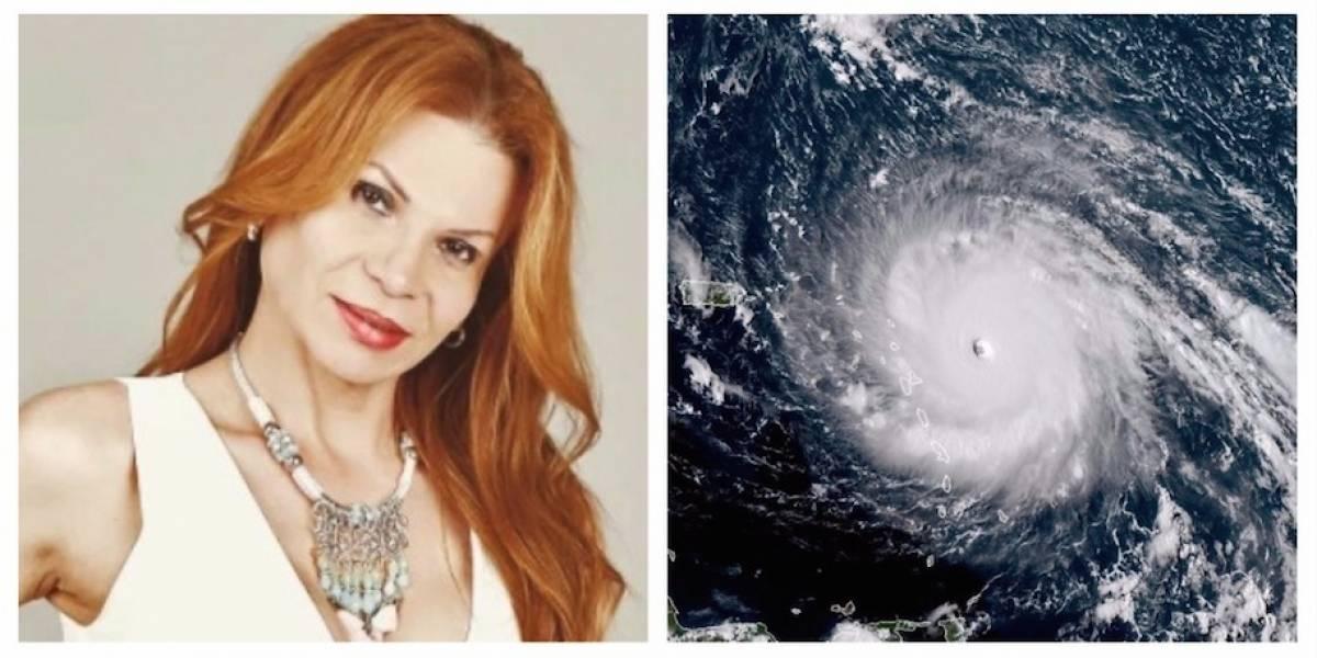 VIDEO. ¿Mhoni Vidente predijo la llegada del huracán Irma?