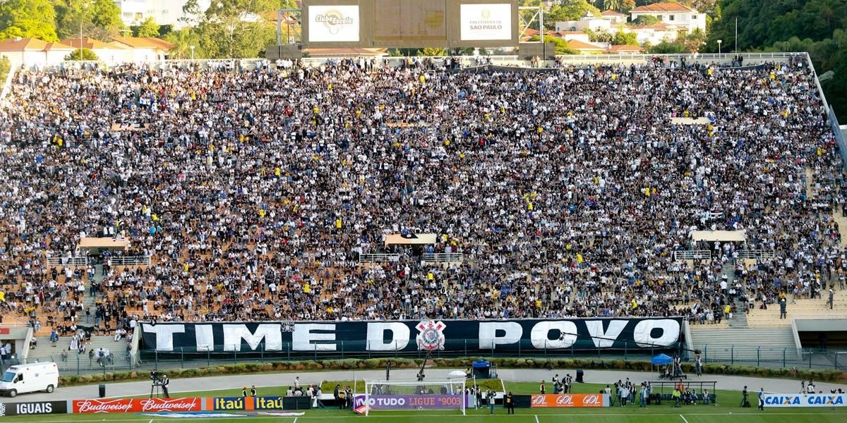 Corinthians abrirá a temporada no Pacaembu