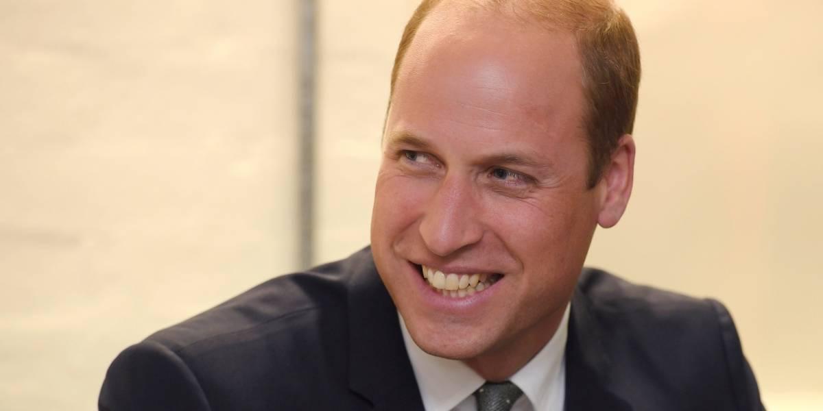"""A razão pela qual o príncipe William teve """"terríveis brigas"""" com sua meia-irmã"""
