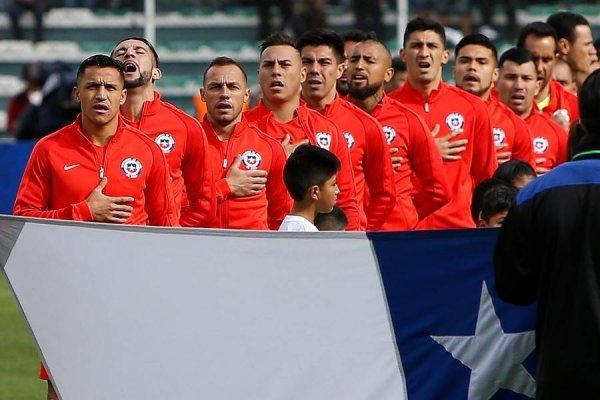 Sandro Ricci dirigirá el trascendental choque entre Chile y Ecuador por Clasificatorias