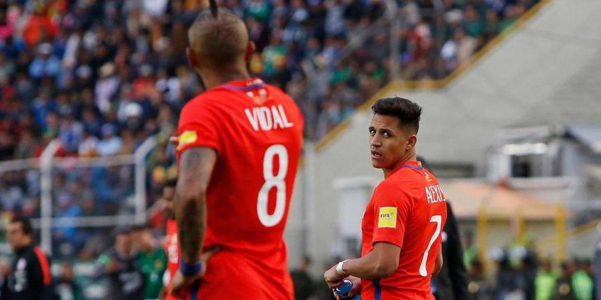 La calculadora de la súper fe: los resultados que le sirven a Chile para ir al Mundial