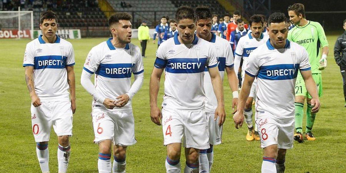 La UC de Salas no levanta y quedó eliminada de Copa Chile a manos de Huachipato