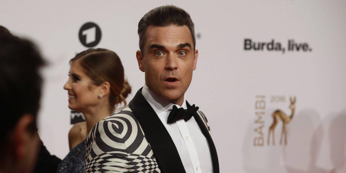 Robbie Williams hace una impactante confesión sobre su depresión