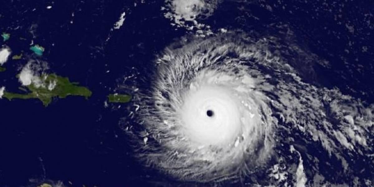 Leve cambio en trayectoria de huracán Irma