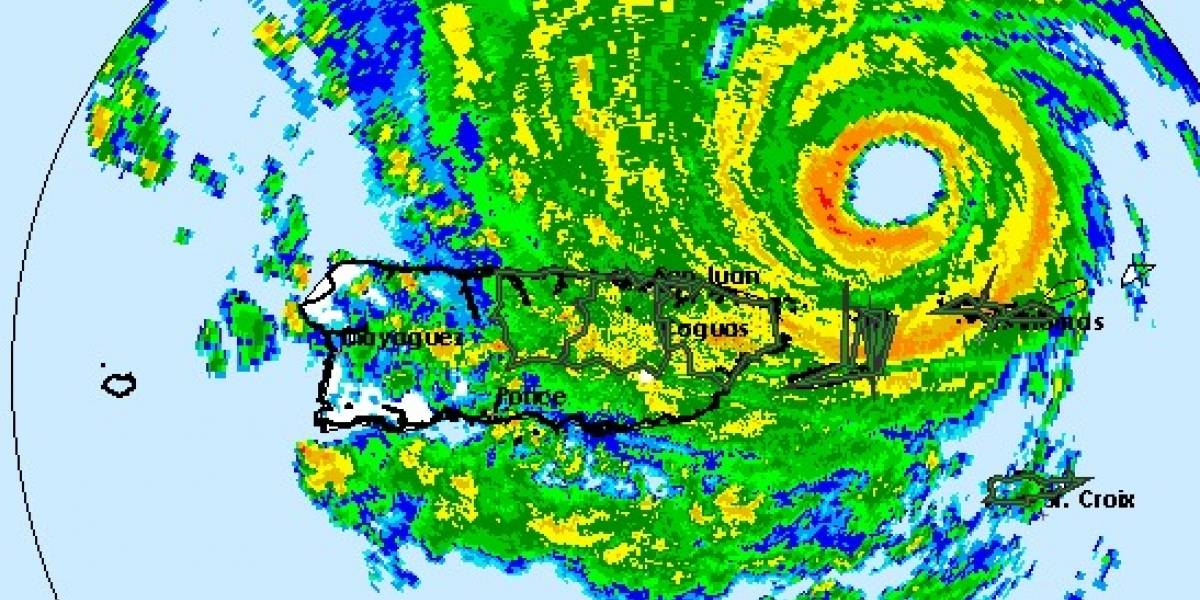 Huracán Irma deja seis muertos en la isla de San Martín