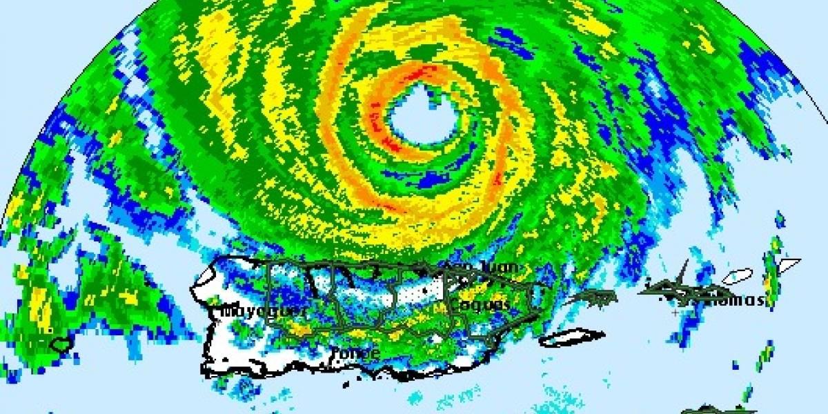 Huracán Irma con tendencia hacia el norte
