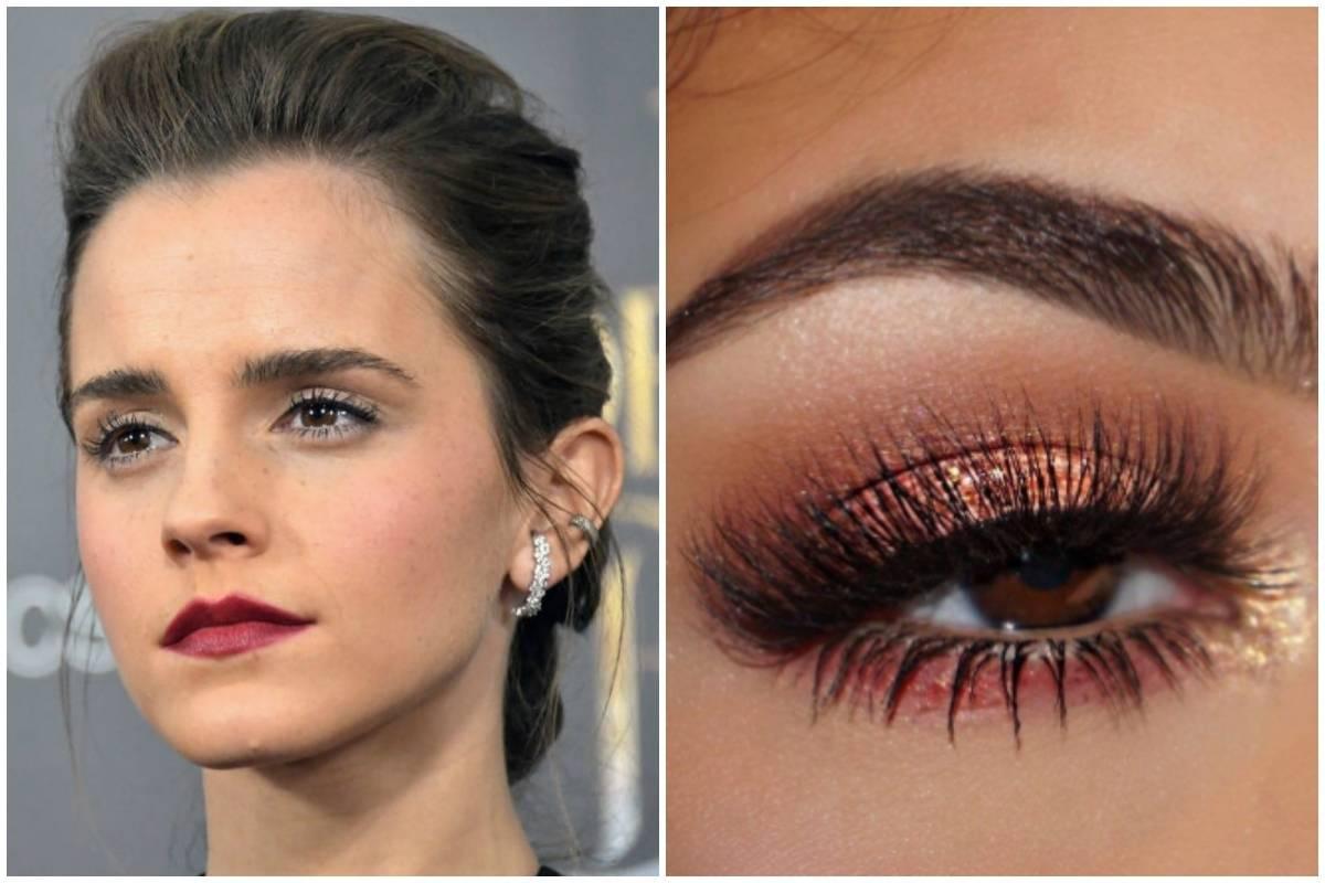 Sombras para ojos estos son los colores que debes usar si for Sombras de ojos para ojos marrones