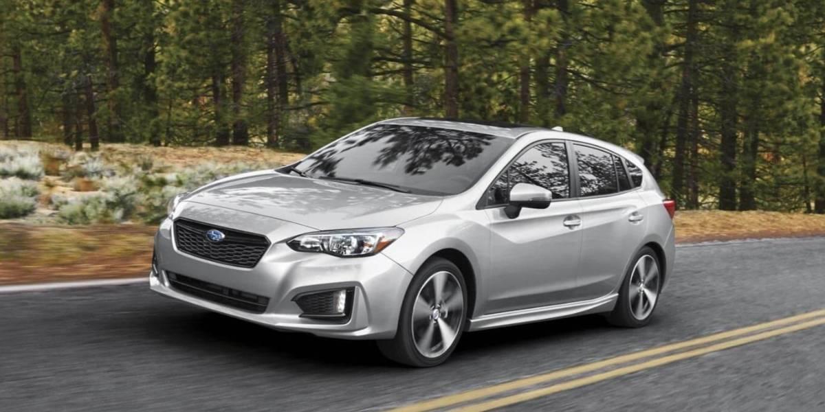 Llega a Europa la nueva generación del Subaru Impreza