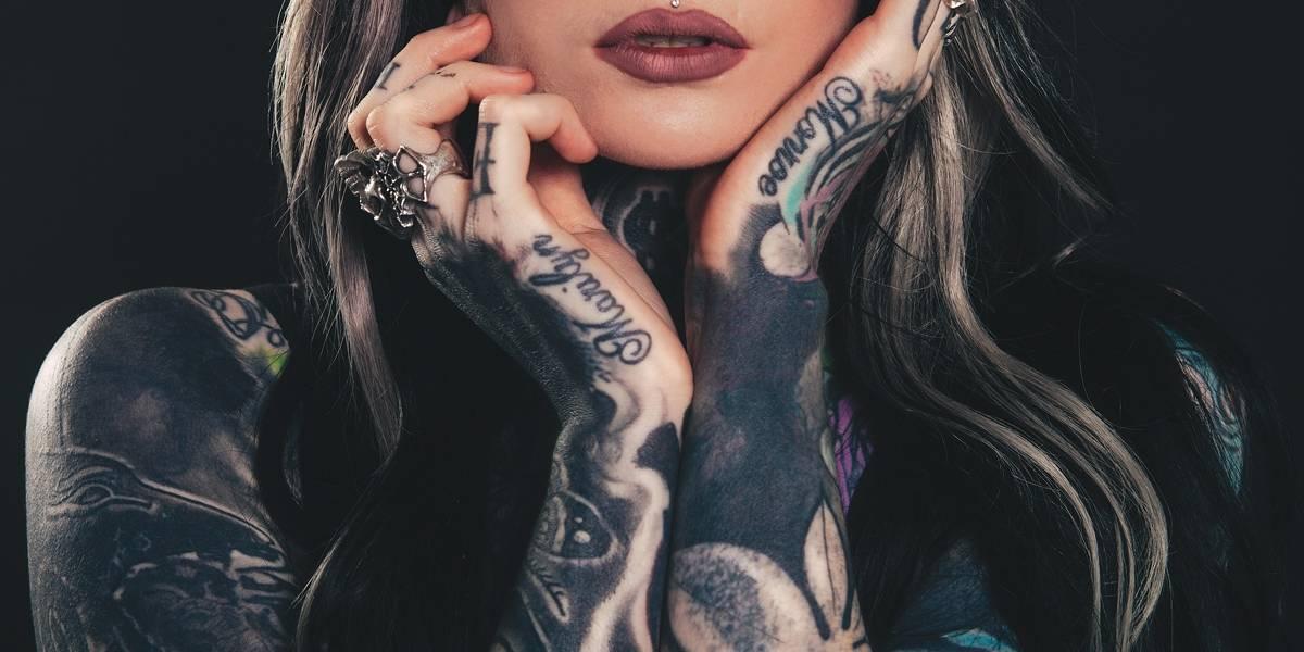 Tatuagem que muda de cor poderá avisar sobre a presença de doenças