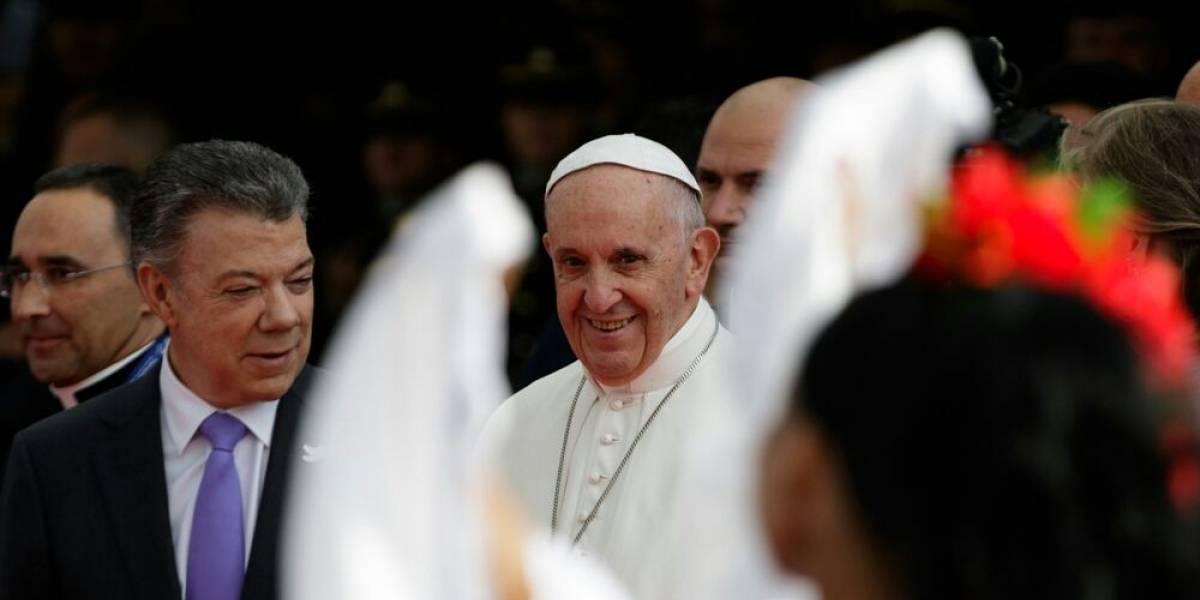 Siga en vivo la misa del papa Francisco desde el parque Simón Bolívar, en Bogotá