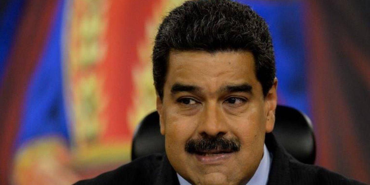 """Maduro propone destituir a gobernadores que no se """"sometan"""" a la Asamblea Constituyente"""