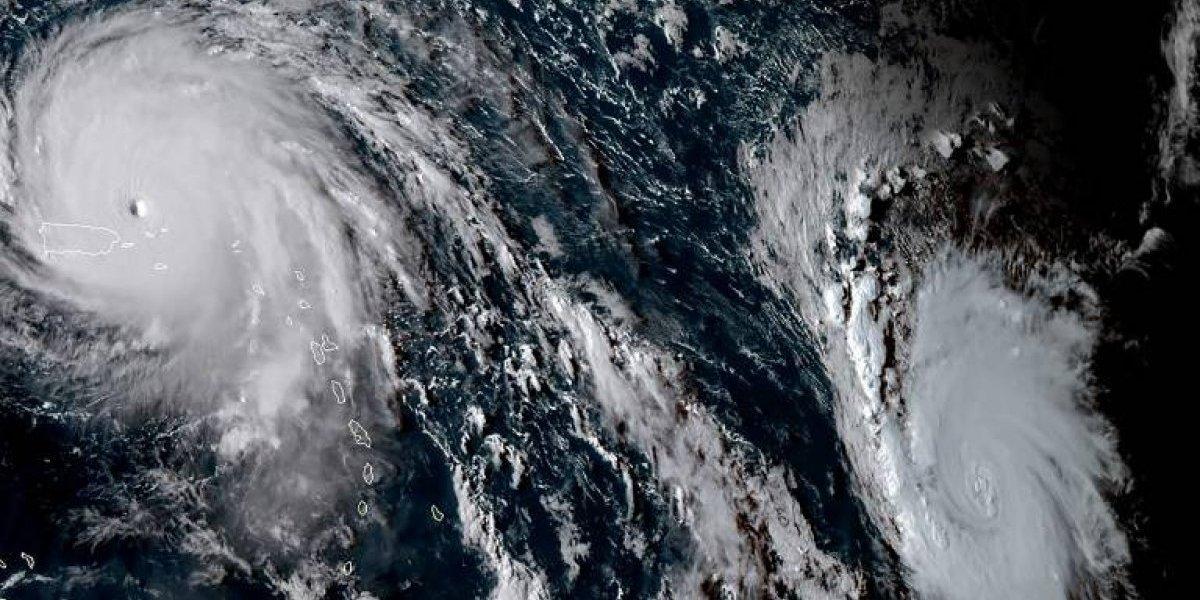 """Huracán """"José"""" sube de peligrosidad en el mar Caribe al ser elevado a categoría Tres"""