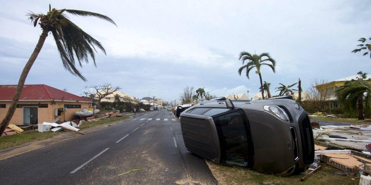 ¡Huyen todos! del azote de Irma en República Dominicana