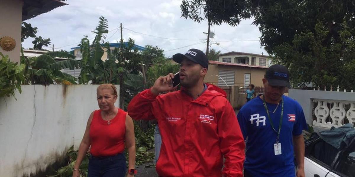 Suspensiones de eventos deportivos a granel por Irma