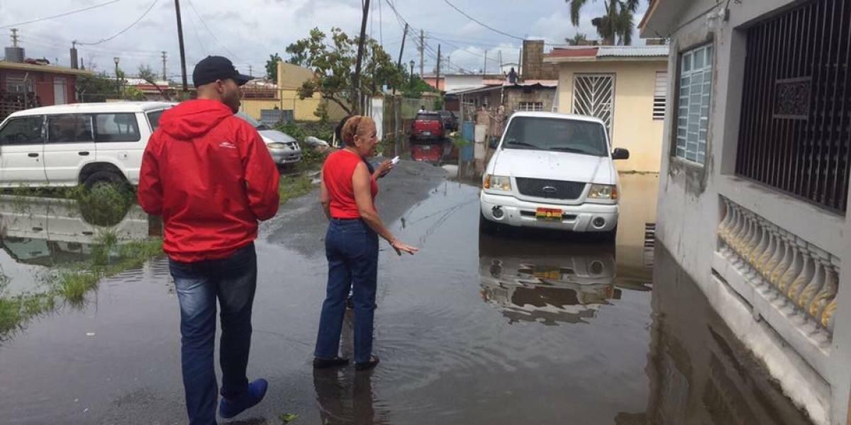 Pérdida total 3,000 casas en Loíza tras paso de huracán María