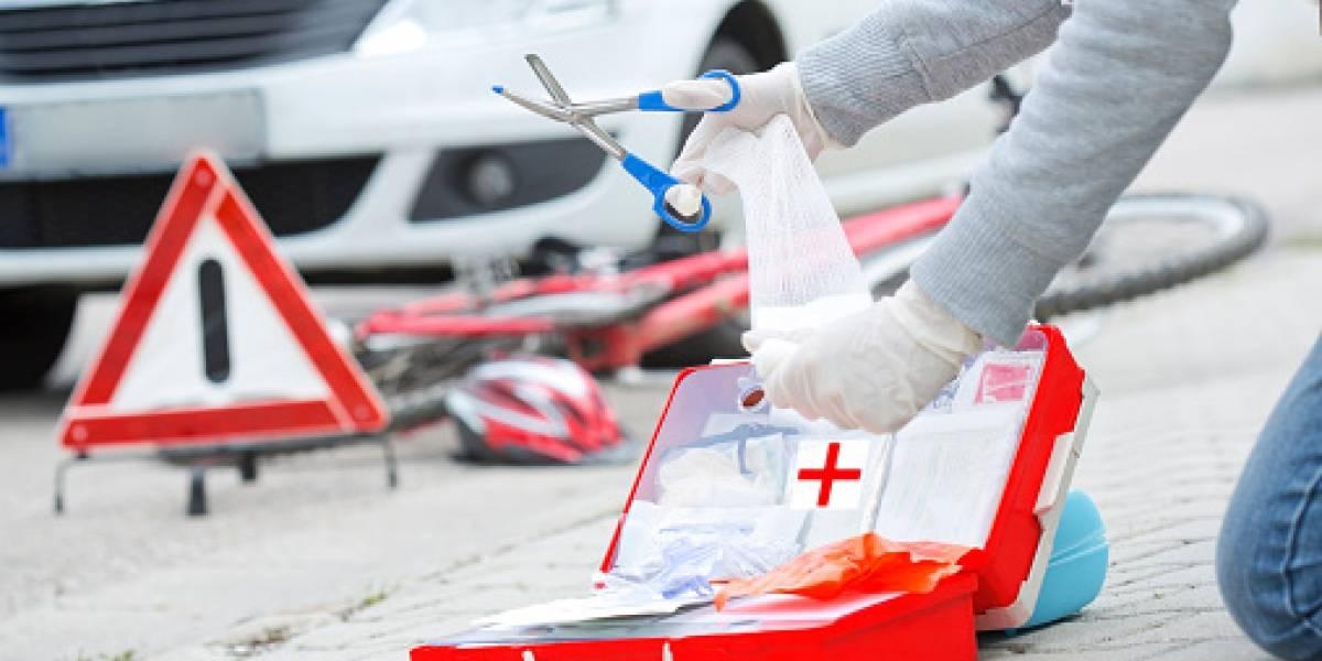 ¿Qué pasa si no tienes kit de emergencia en el auto?