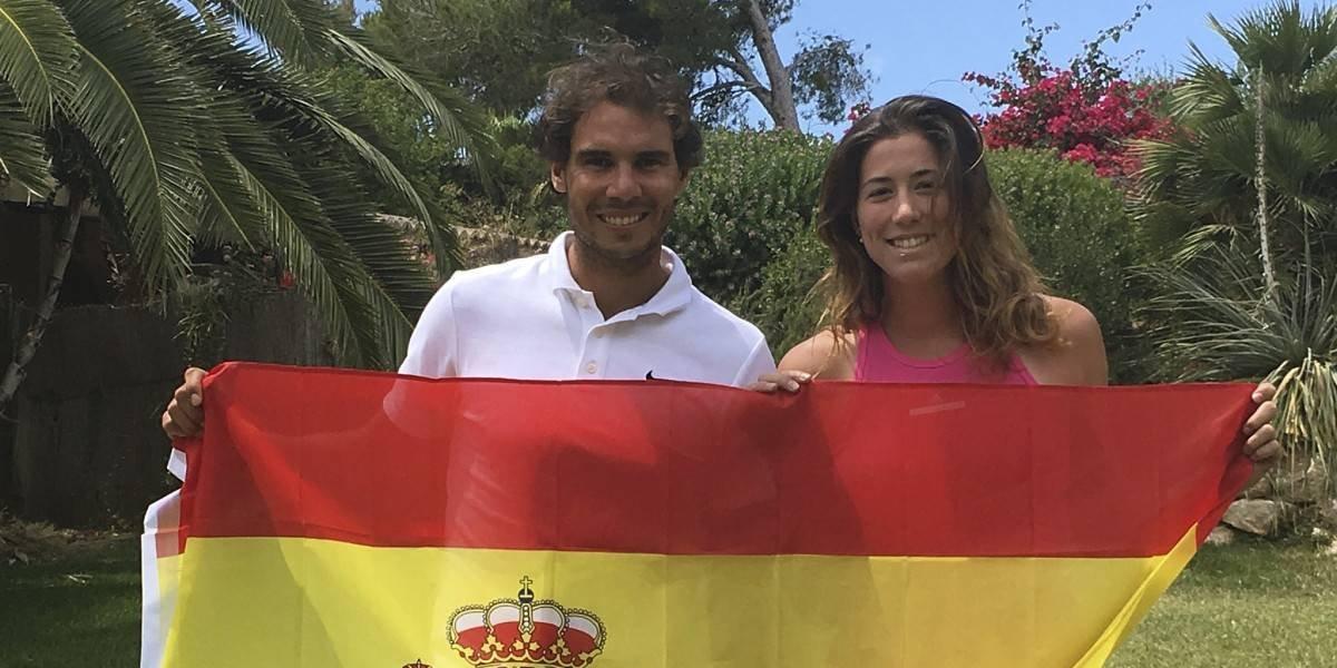 Por primera vez, España tendrá a los número uno del tenis en hombres y mujeres