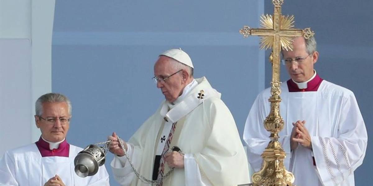 Fervor en Cartagena por bendición del papa a la Virgen de la Bahía en Cartagena