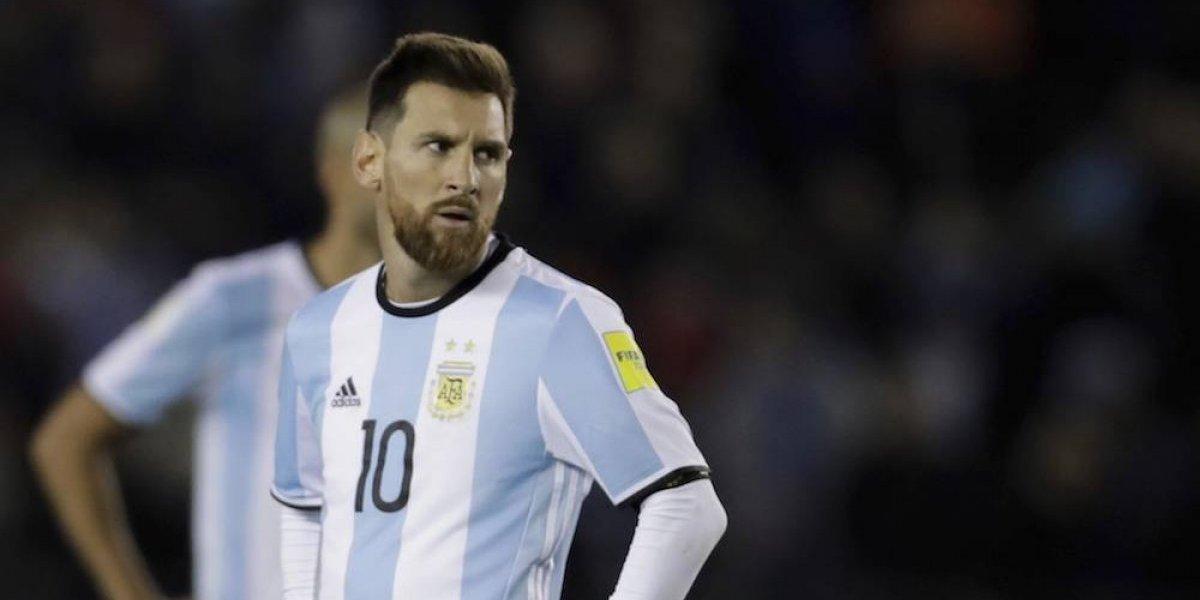 Messi juega con 'burros': Faustino Asprilla