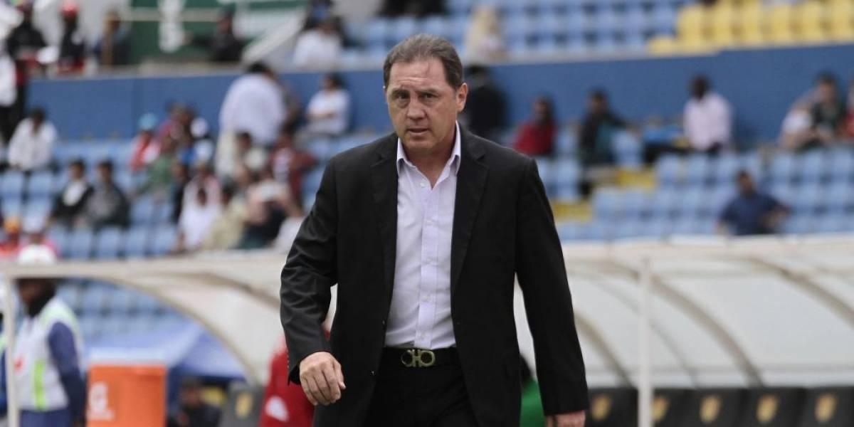 Álex Aguinaga: Ecuador debe seguir jugando en Quito como local