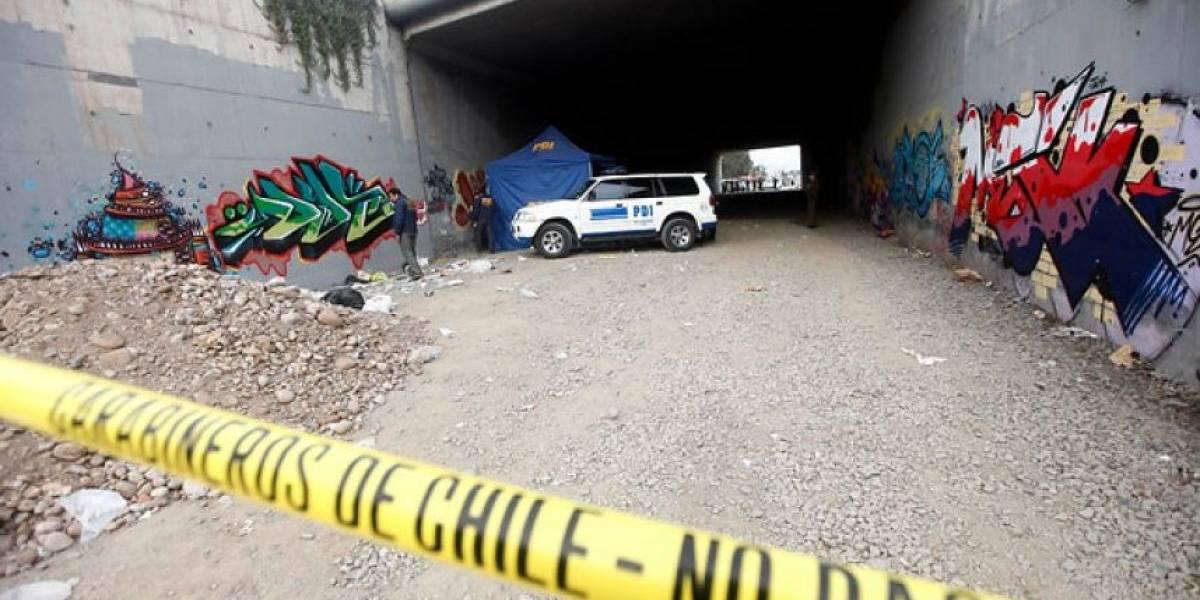 Macabro hallazgo en Melipilla: encuentran cadáver descuartizado al interior de bolsas plásticas