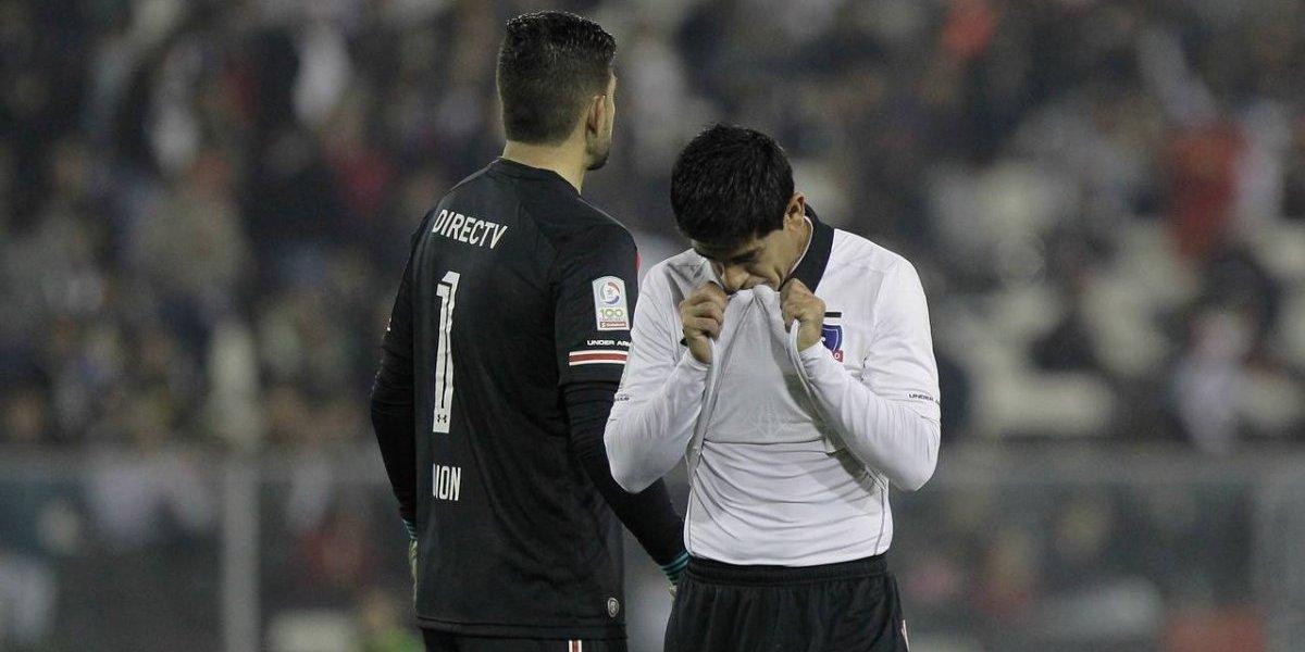 """Julio Barroso no olvida la eliminación en Copa Chile: """"Es una vergüenza"""""""