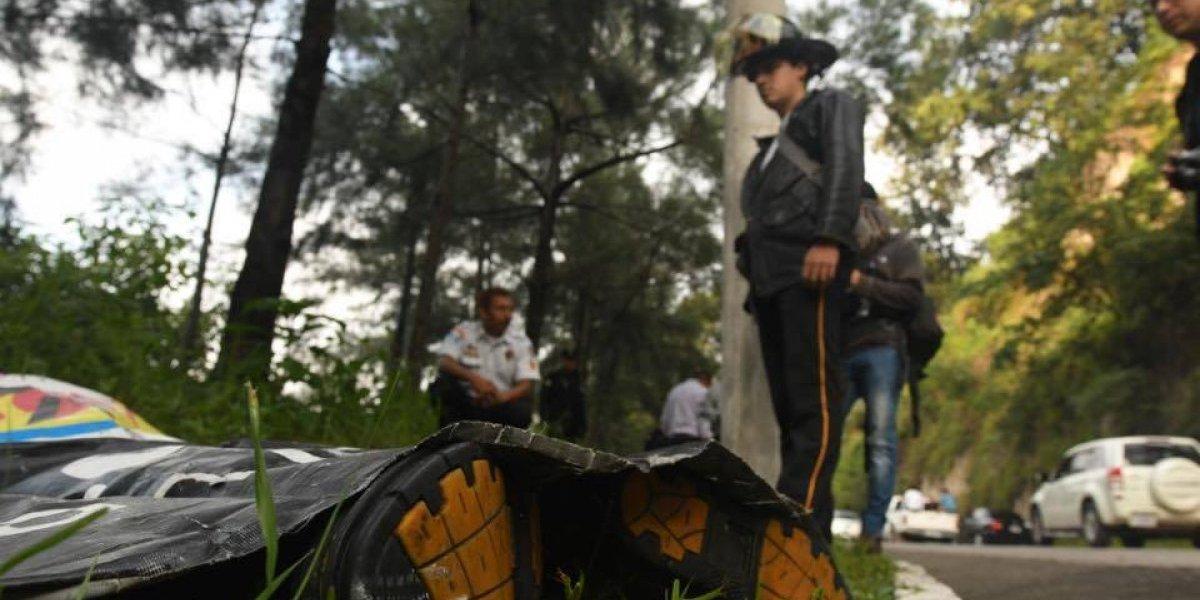 Localizan cuatro personas fallecidas en Mixco, Chinautla y Fraijanes