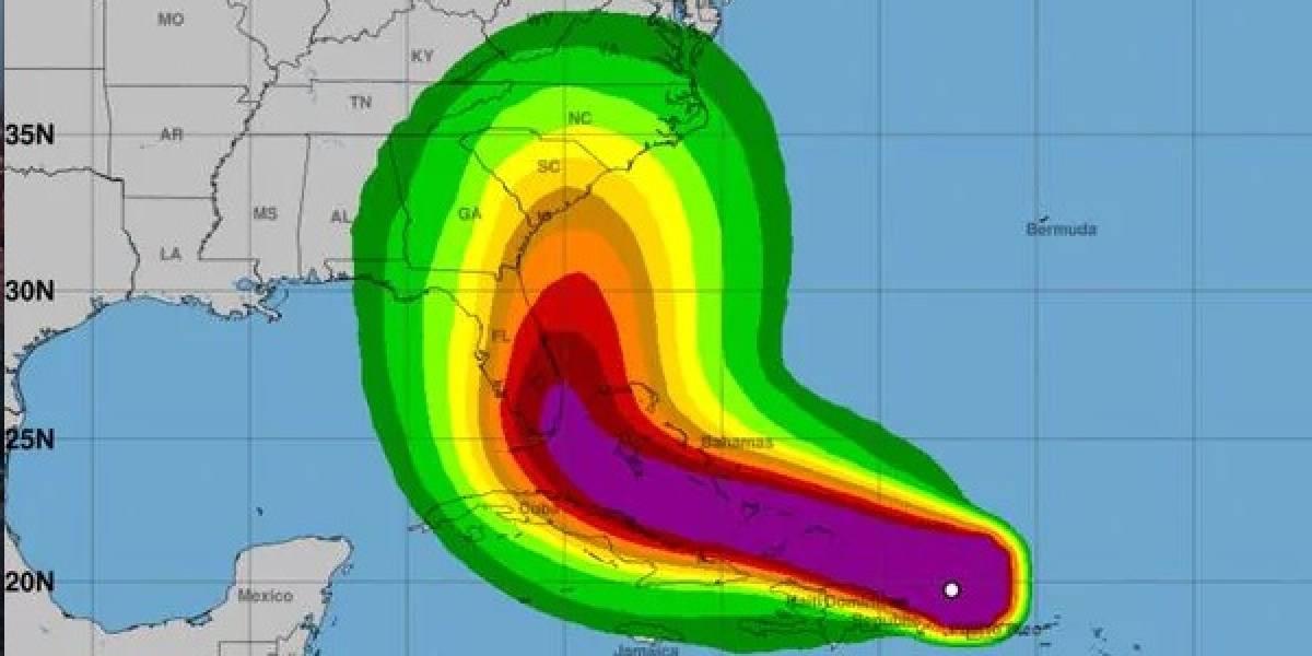 El record de Irma: el huracán más largo de máxima intensidad jamás registrado en el mundo