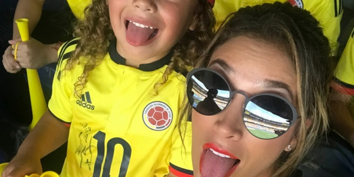 Con este mensaje, Daniela Ospina felicitó a la Selección Colombia