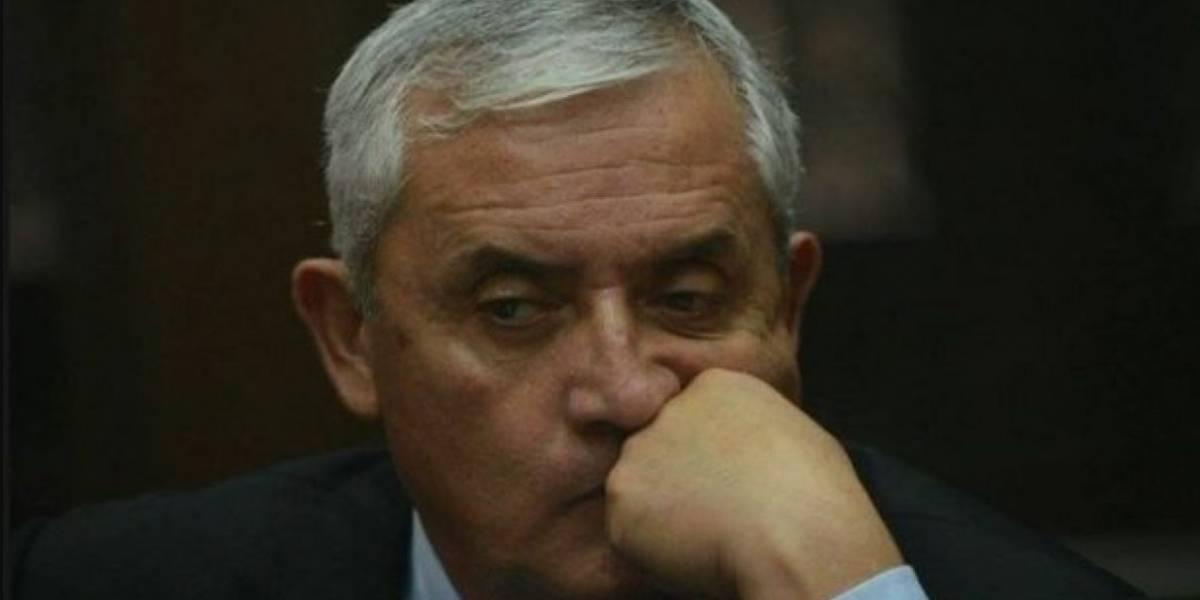 Por segunda ocasión, Pérez intenta separar a la CICIG del caso La Línea