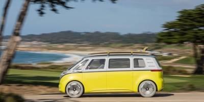 Microbús VW