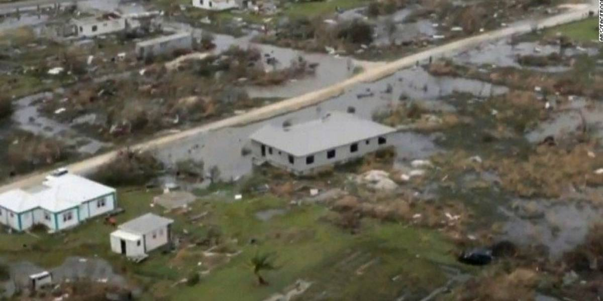 Devastación total en Barbuda: el pequeño paraíso del Caribe que sufrió toda la furia del huracán Irma