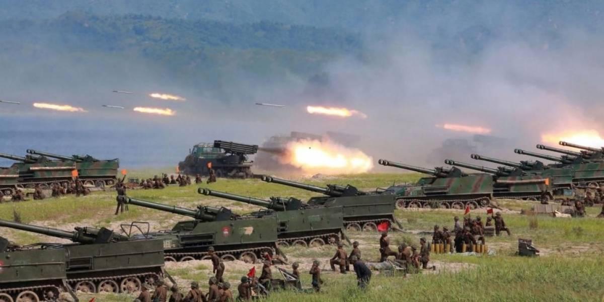 """""""Estamos preparados para responder cualquier provocación"""": Corea del Sur estrena su nueva y poderosa arma de guerra"""