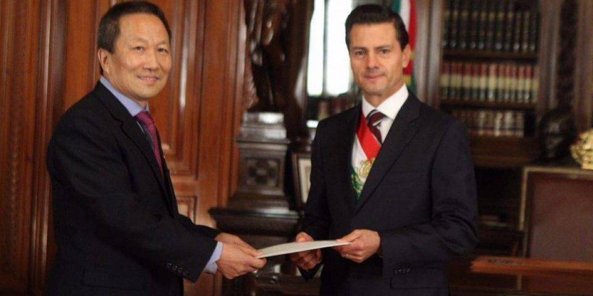 México ordena expulsión de embajador de Corea del Norte por pruebas nucleares