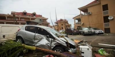 Huracán Irma devasta la isla de San Martín