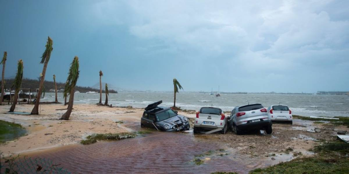 FOTOS. Devastación en el Caribe tras el paso del huracán Irma